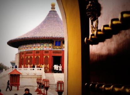 Imperial Vault of Heaven, Temple of Heaven, Beijing