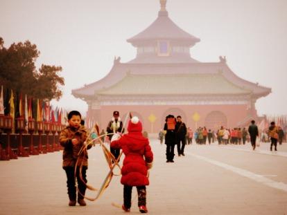 Danbi Bridge, Temple of Heaven