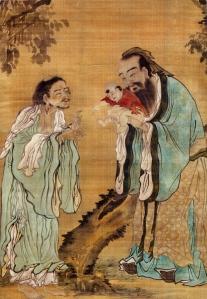 Confucius_Laozi_Buddha