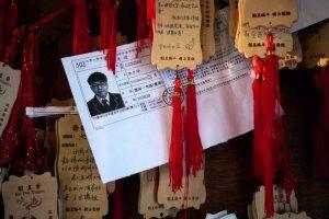 Student prayers, Confucian temple, Tainan