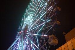 Ferris wheel, Kaohsiung