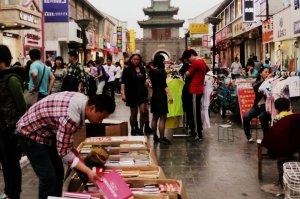 Anyang street market