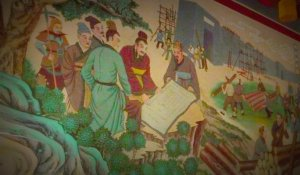 The Building of Luoyang