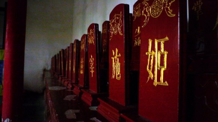Names, Zhougong Temple